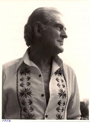 TEXTOS LUIS CABALLERO  (I)