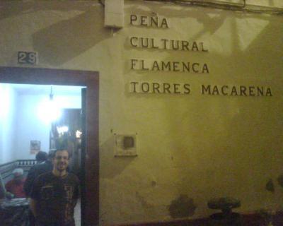 INFAMIA Y COBARDIA EN LA CLAUSURA DE LA PEÑA FLAMENCA TORRES MACARENA