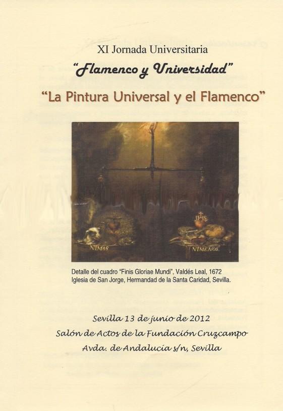 TORRES MACARENA Y EL FLAMENCO EN LA UNIVERSIDAD